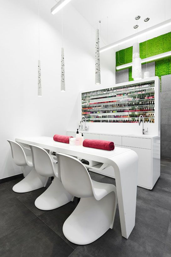 FAAB Architektura | MOSS Salon in Cracow, Poland (www.faab.pl)