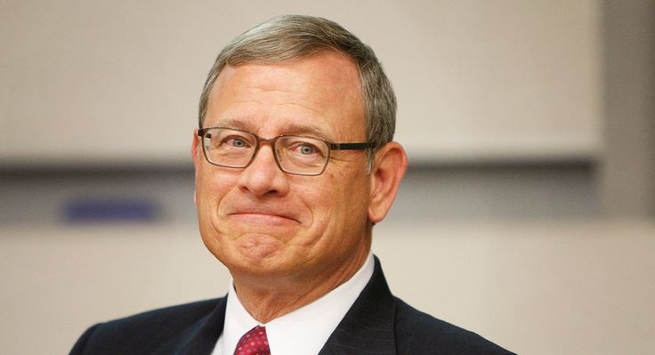 U.S. Supreme Court Chief Justice John Roberts is pictured. | Nick Perry/AP