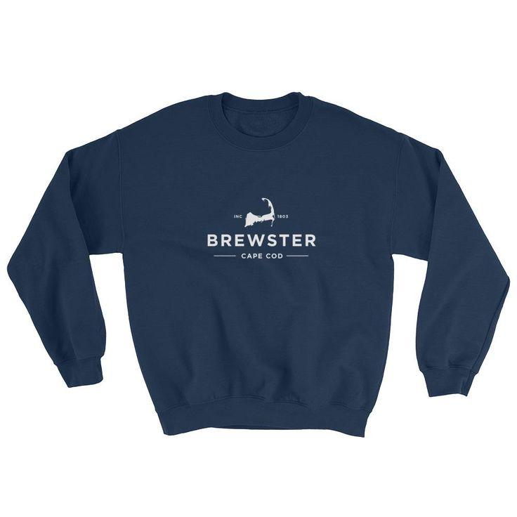 Brewster Cape Cod Crewneck Sweatshirt Sweatshirts, Crew