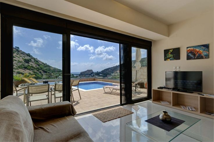 Luxury Sea View Villas Complex In Palaiokastro, Paleokastro | Cretico