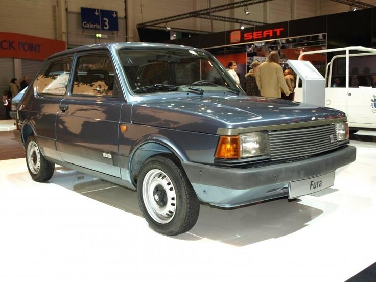 1983 SEAT FURA DOS  GL