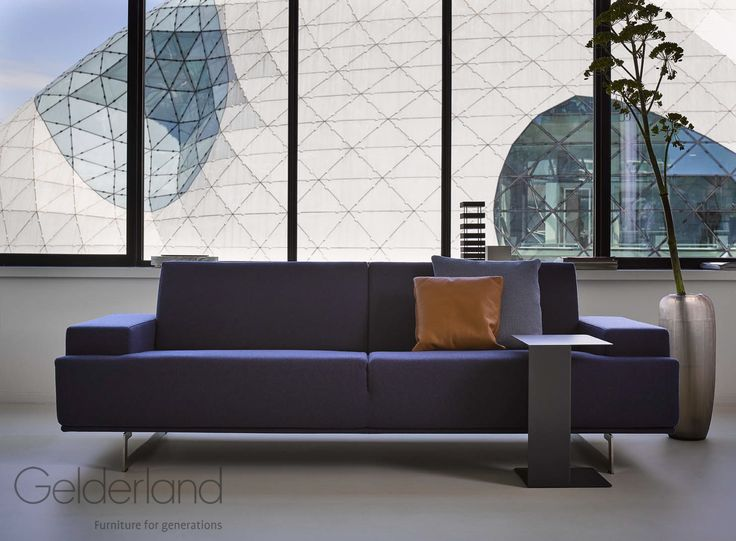 Gelderland bank 7880 Embrace design Jan des Bouvrie en tafel Ori design Lex Pott  #gelderlandmeubelen #dutchdesign #jandesbouvrie #lexpott