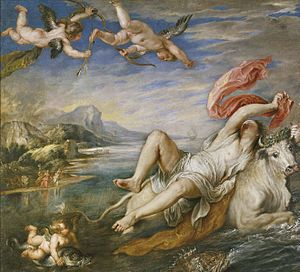 Europa (mythologie) - Wikipedia