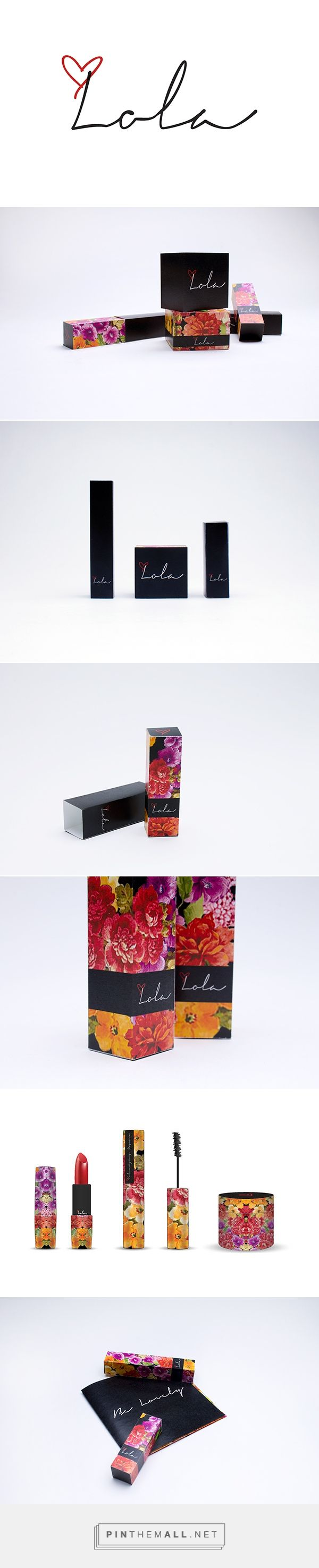 Lola Cosmetics Packaging by Meghan Larimer on Behance | Fivestar Branding – Design and Branding Agency & Inspiration Gallery