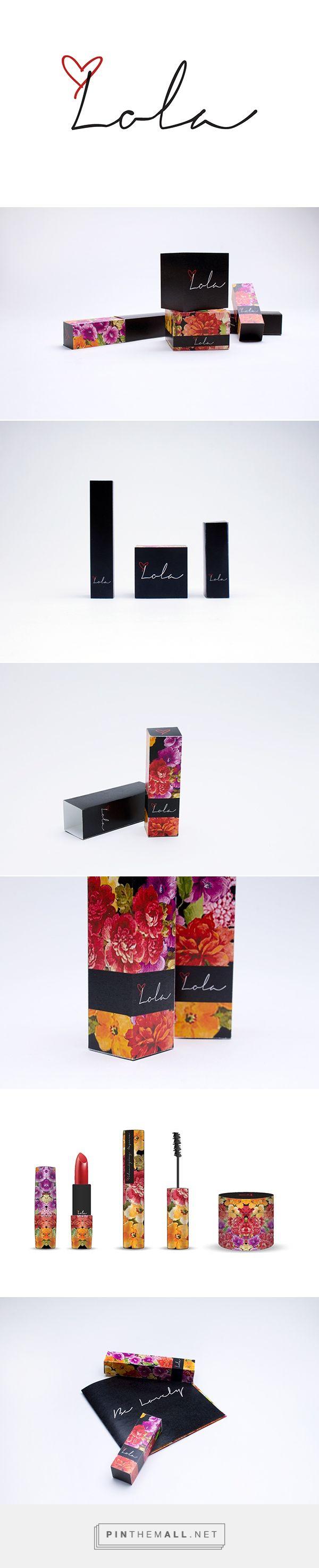 Lola Cosmetics Packaging by Meghan Larimer on Behance | Fivestar Branding – Design and Branding Agency & Inspiration Gallery