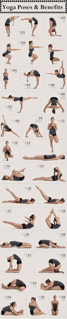 The Wealth of Health: Yoga Poses and Benefits