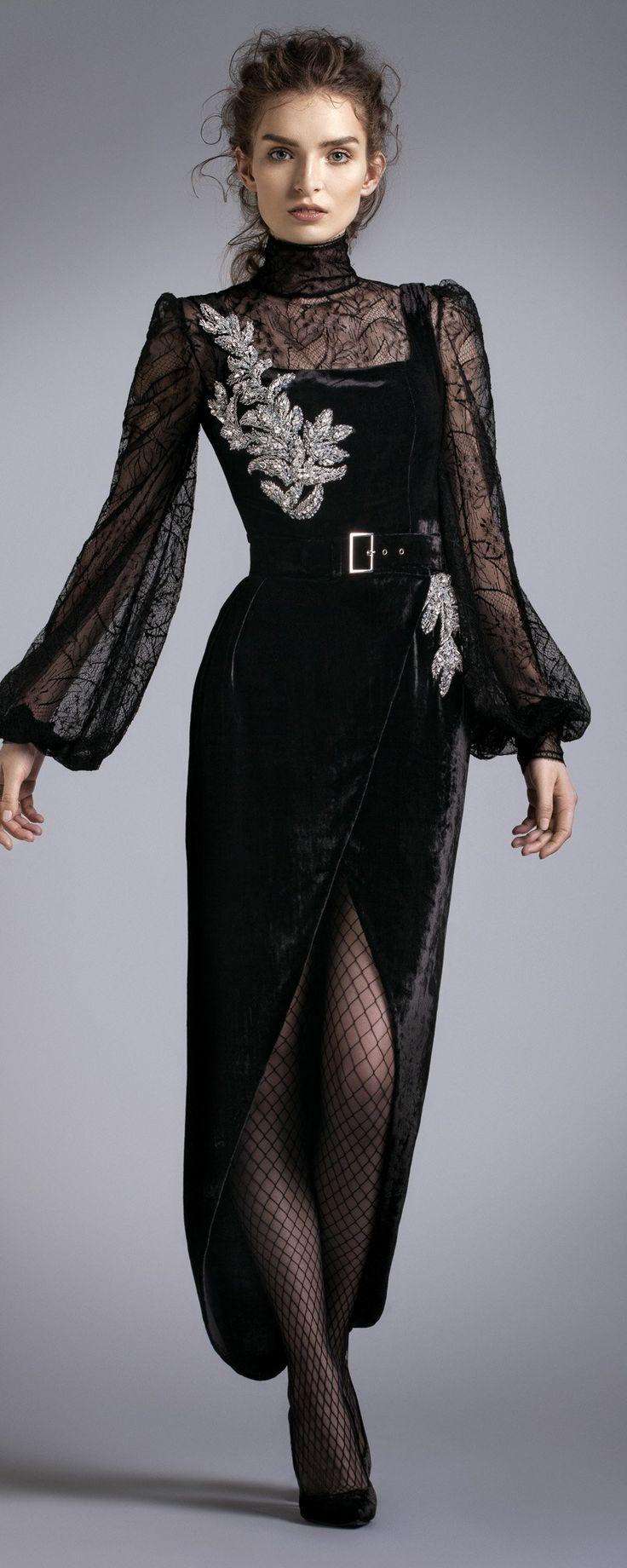 Alfazairy « Ruby », A-H 2016-2017 - Haute couture - http://fr.orientpalms.com/Alfazairy-6492