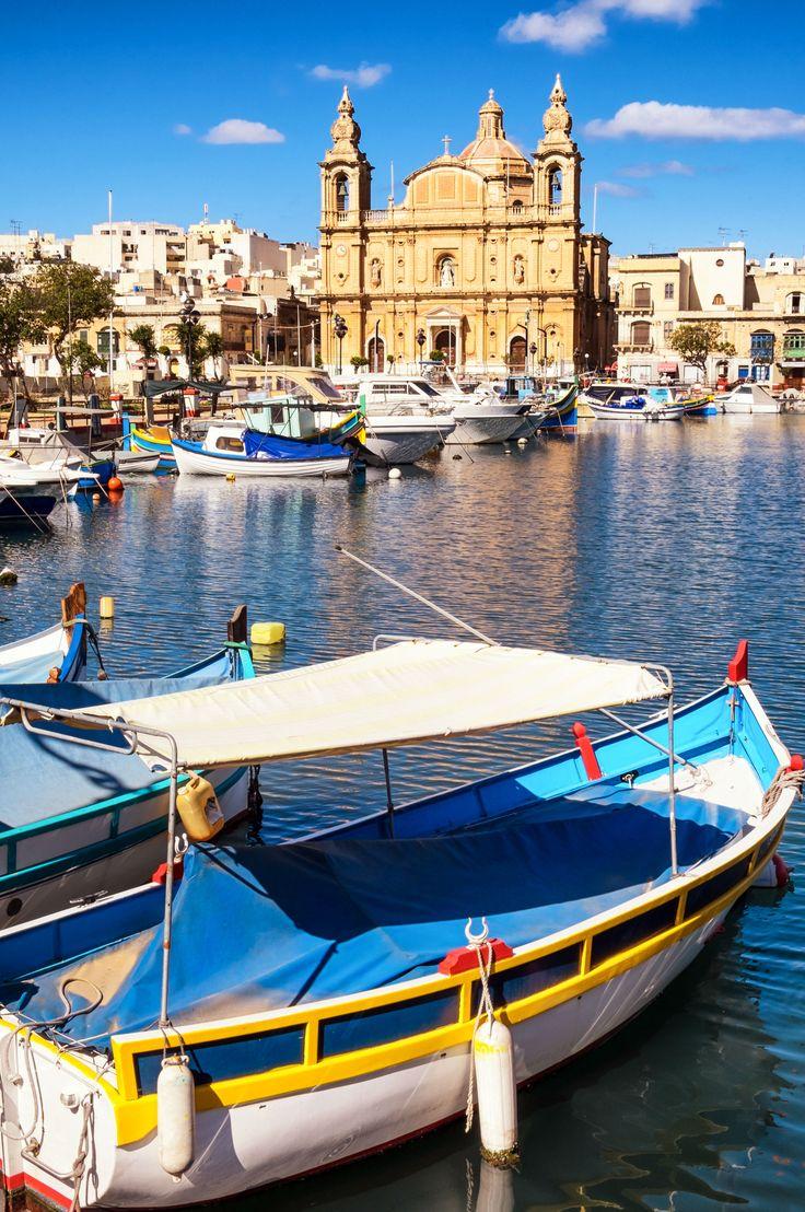 La Valette, joyau baroque | Évasion: Malte, l'île des derniers chevaliers - Loisirs - Notre Temps