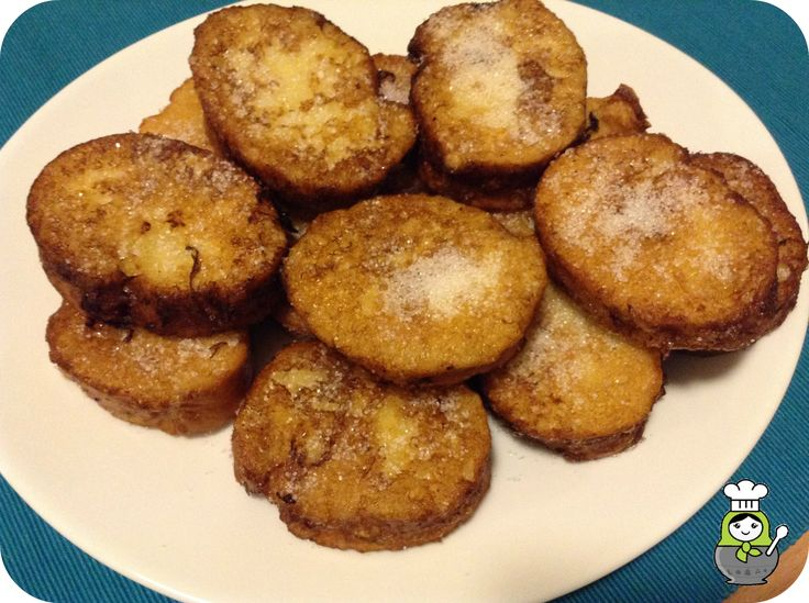 Receta de torrijas. Aprende a preparar paso a paso este dulce tradicional de semana santa y carnaval con nuestra receta.