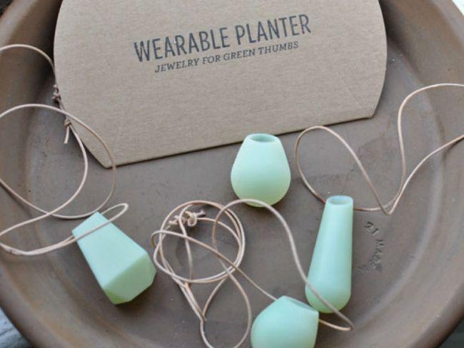 Planter Wearable