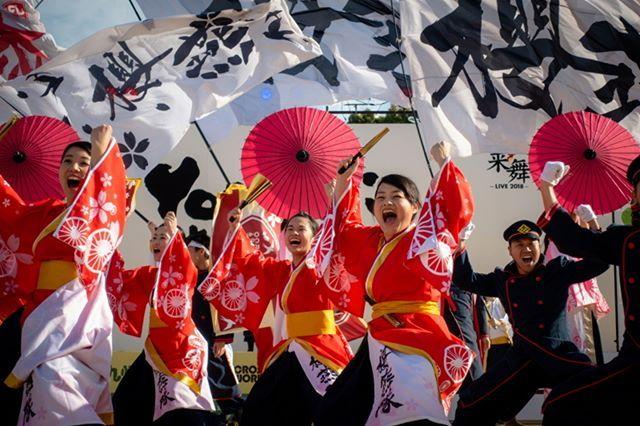 jr九州櫻燕隊ハッシュタグ instagram 写真と動画 dance teams festival pictures