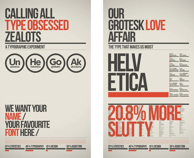 And your Grotesk.