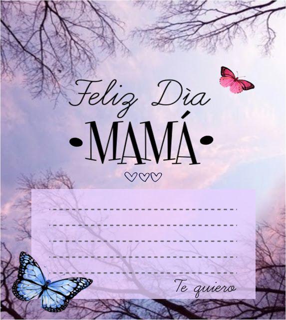 Tarjetas Musicales Gratis Para El Dia De La Madre