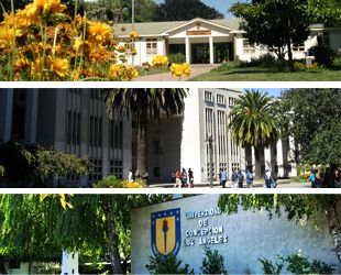 The University of Concepcion campus