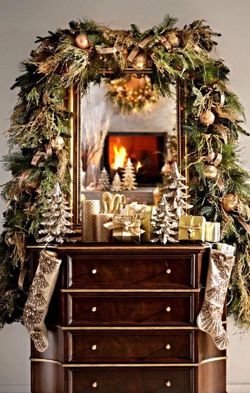 Elegant Christmas Decorations 764 best holiday decor images on pinterest | christmas ideas