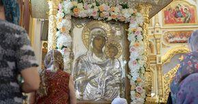 Rugăciune FOARTE PUTERNICĂ în vreme de NECAZ către icoana FĂCĂTOARE DE MINUNI a Maicii Domnului cea nepictată de mână omenească, PRODROMIȚA!