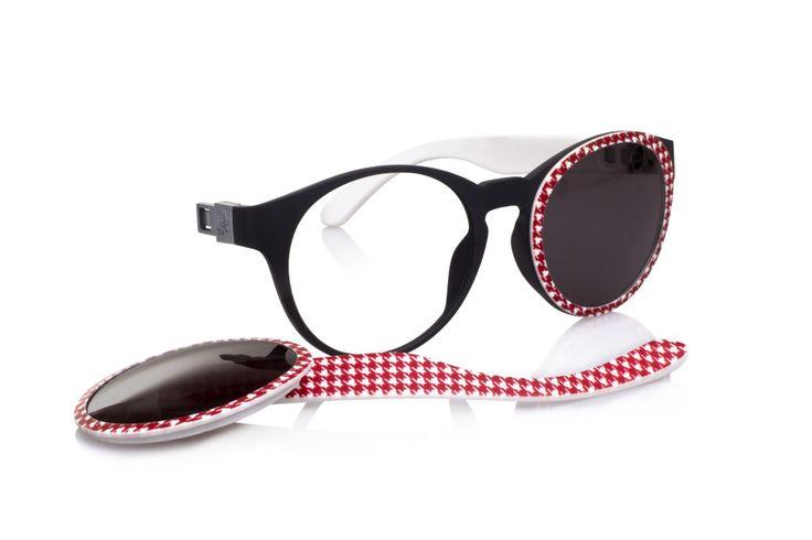 Fullspot Suglasses: You create the eyewear!  www.Obag.com.co