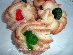 dolcetti di pasta di mandorle, ricetta