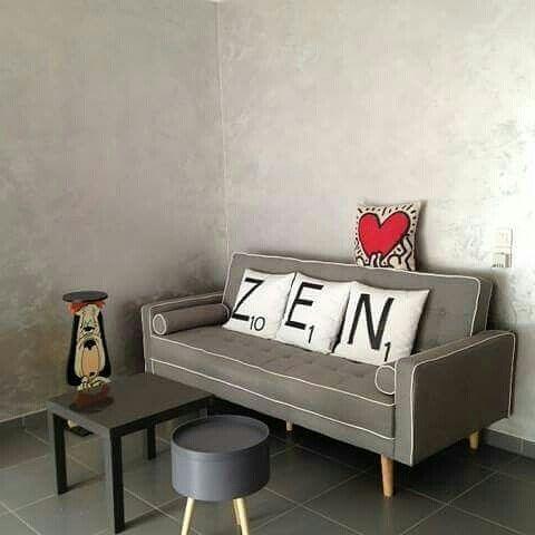 21 best Peinture images on Pinterest Living room, Apartments and - primaire d accrochage peinture
