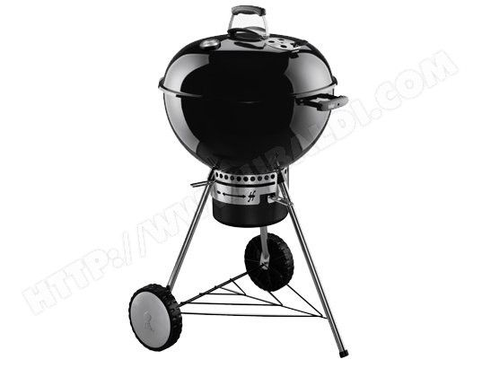 #Barbecue charbon WEBER One Touch Premium 57cm