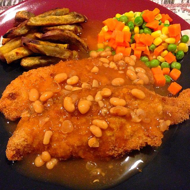 Hainanese Pork Chop Recipe - coasterkitchen - Dayre
