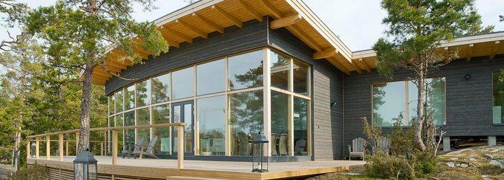 Uitgaande van oude traditionele houtbouw methoden heeft Finnhouse recent het Paal & Balk Systeem geïntroduceerd.
