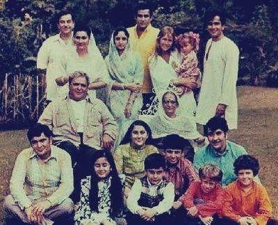 Kapoor family #Bollywood