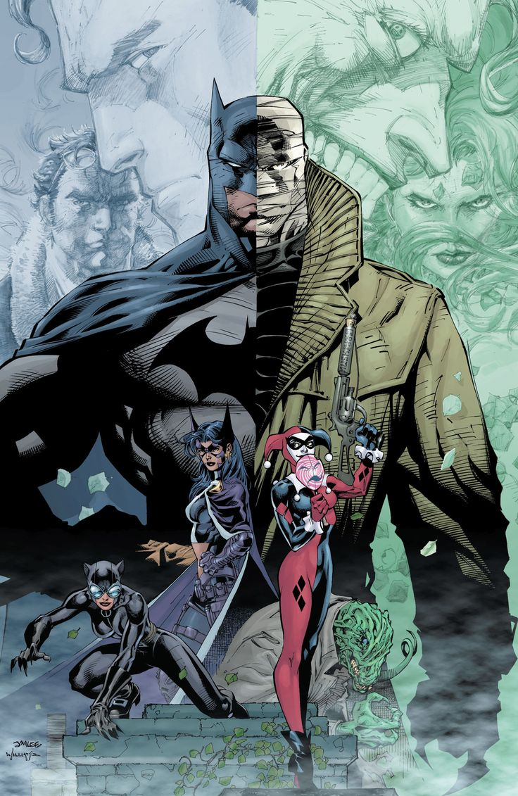 Batman: Hush - Published in 2003 as a comic series, the story focused on the introduction of a new villain close to Batman's heart as the Dark Knight struggled with personal demons that continued to haunt him. A personal story that is one of the Bat's best, let's take a look at why Hush should be adapted into an animated feature-length film.