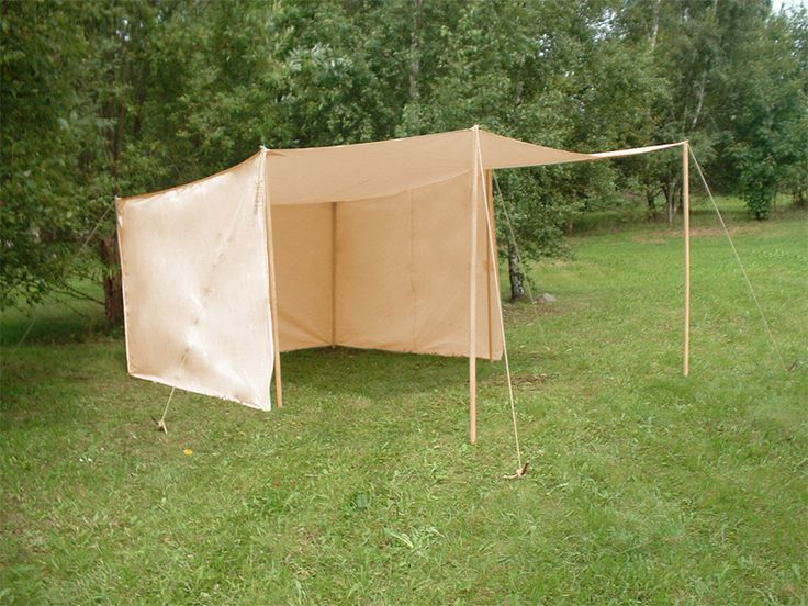 Kitchen Tent for Bivouac, BEIGE