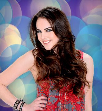 Victorious - Jade West = elizabeth gillies
