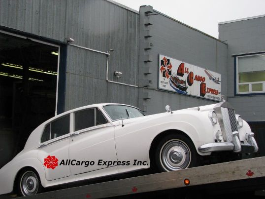 If you need to an international auto shipping specialist for your antiques, collectibles, exotics, and just about anything on wheels, you can count on AllCargo Express. We have over 35 years of experience working with auto dealers, collectors, brokers, and freight forwarders from around the globe. #autoshipping