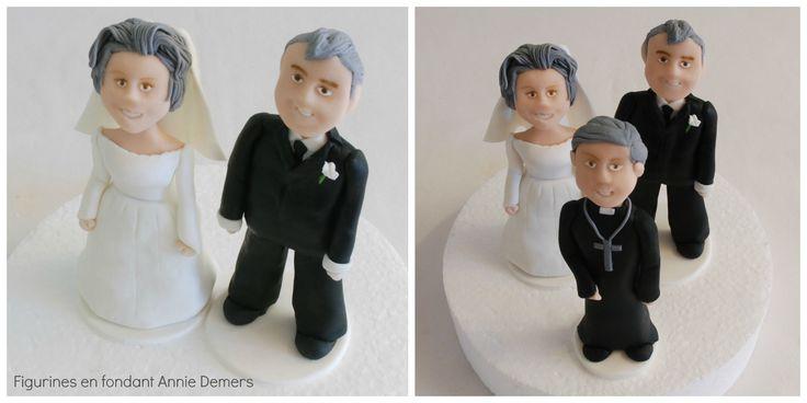 vintage weeding cake topper mini, figurine de marié de type vintage 4 pouces de haut https://www.facebook.com/figurinesanniedemers