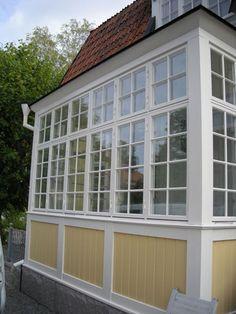 inglasad veranda gammal stil - Sök på Google