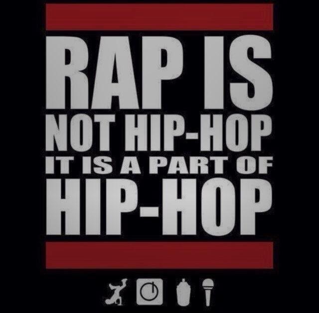 It's a culture, not a genre! #hip hop #rap INDEPENDIENTES... PERO NO SEPARADOS