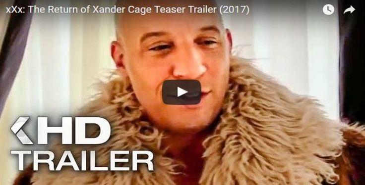 xXx: The Return of Xander Cage Teaser Trailer (2017)