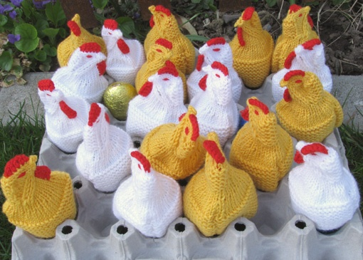 knitting hens softies and plushies pinterest. Black Bedroom Furniture Sets. Home Design Ideas