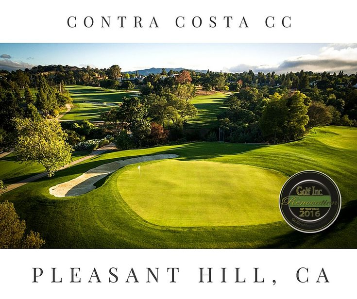 Members at Contra Costa Country Club in Pleasant Hill, California, believe in getting as much enjoyment out of life as possible while sharing a passion for the game of golf. Now, the Club has been recognized by Golf Inc. for an outstanding renovation.
