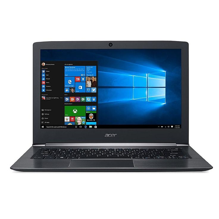 "Acer Aspire S13 13.3"" Full HD LED, Intel Core i5 6th-Generation 8GB RAM, 256GB SSD Windows 10 Laptop"