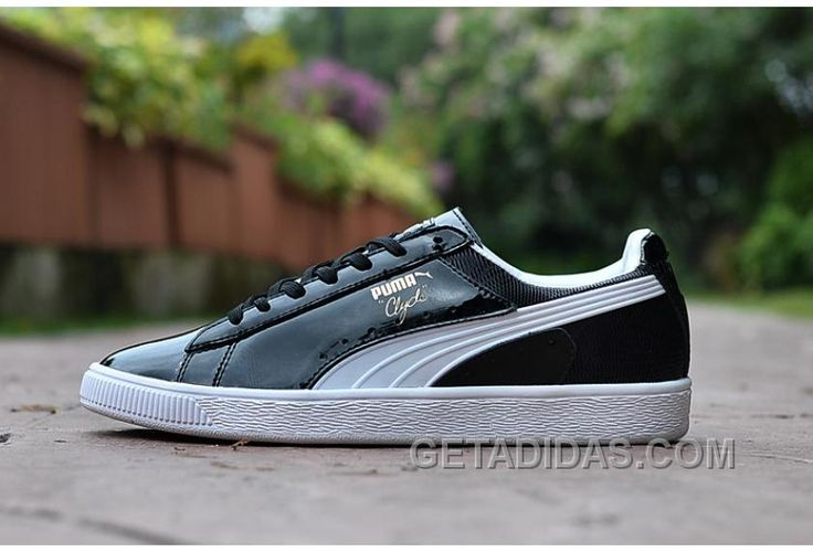 http://www.getadidas.com/puma-clyde-wraith-kpu-black-white-for-sale.html PUMA CLYDE WRAITH KPU BLACK WHITE FOR SALE Only $107.00 , Free Shipping!