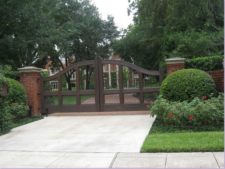 17 Best Images About Front Gates On Pinterest Iron Gates