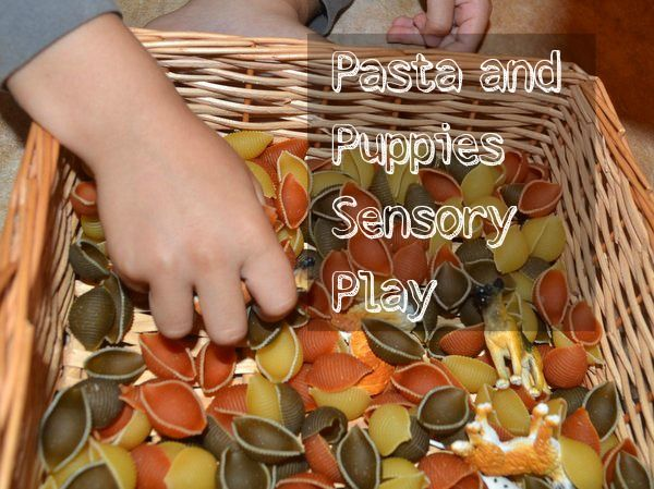 Creative sensory play with pasta and our Safari Ltd® Dogs TOOB® from @Pleasantest Thing - Carolyn. Awesome!: Nursery Play, Pleasantest Thing, Play Concept Playtime, Pasta Sensory, Sensory Play, Play Ideas, Plays, Baby