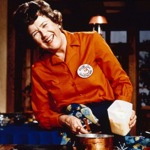 6 Things We Learned From the New Julia Child Book