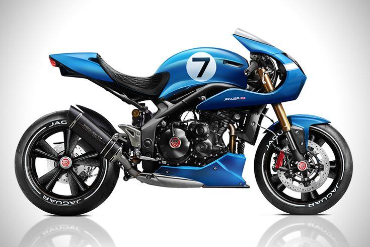 Project 7MC concept by Jaguar
