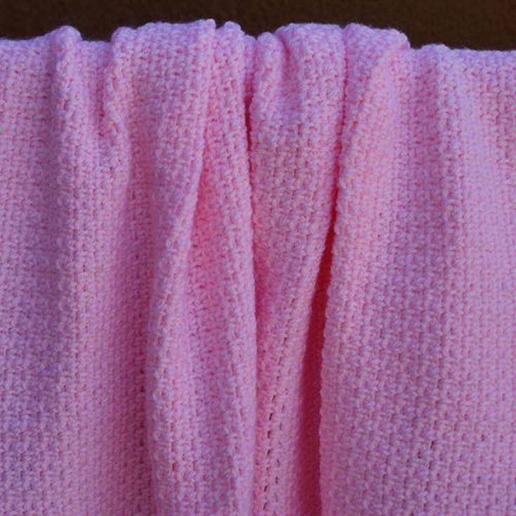 Easy Crochet Baby Blanket Pictures