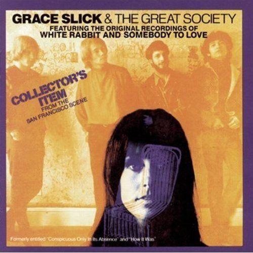 Great Society - Grace Slick & The Great Society