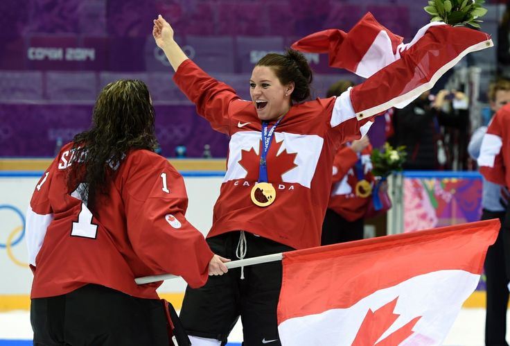 In Photos: Golden day on the ice for team Canada at Sochi Games | News and Blogs - CTV News at Sochi 2014