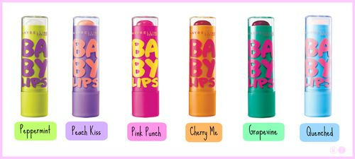 Baby Lips by Maybelline