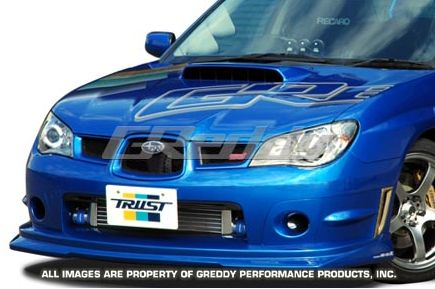 GReddy Subaru STI 2006-07 Front lip spoiler