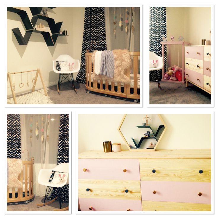 Baby's room in progress