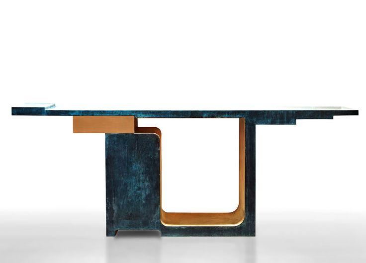 modern console table an original console table design bocadolobocom consoletableideas